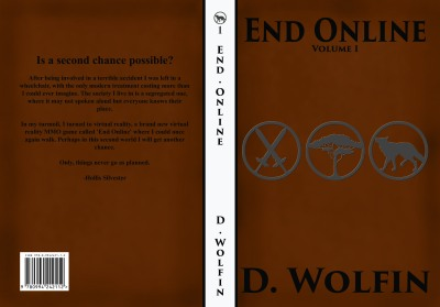 Volume 1 Cover 1 Embossed